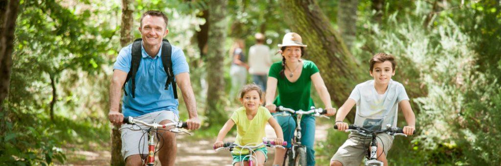Balade à vélo du dimanche matin à Fouesnant en Cornouaille
