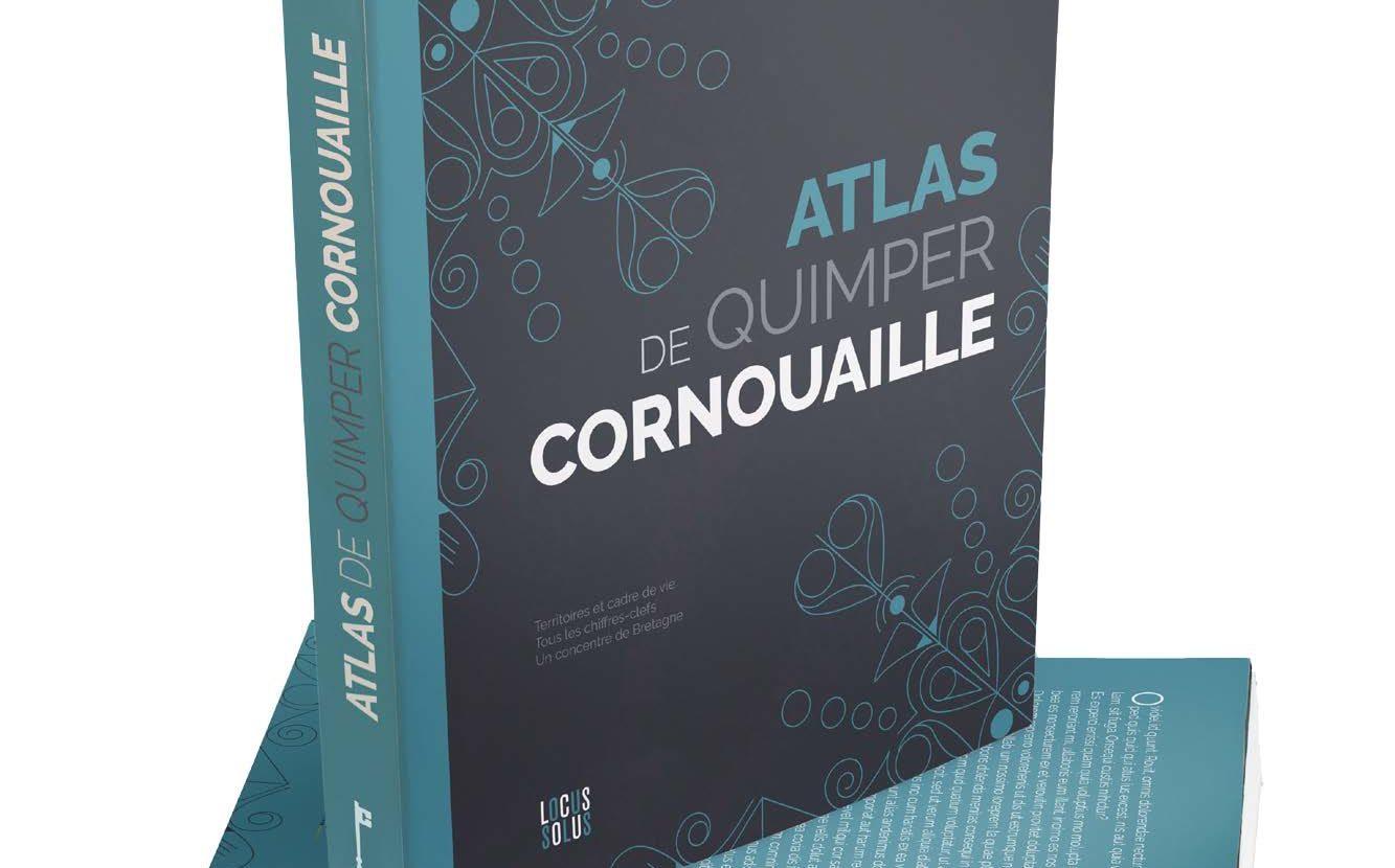 Photo : Cadeau de Nöel: Atlas de Quimper Cornouaille pour plonger dans une région attractive