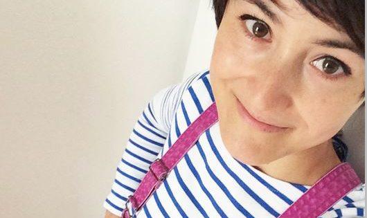 Magali Renard, porteuse du projet la Konk créative à Concarneau