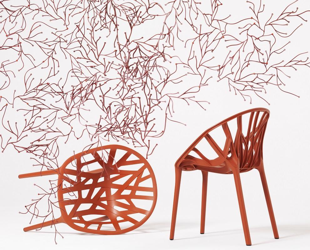 Vegetal chair, algues, Studio Bouroullec, designe, Bretagne