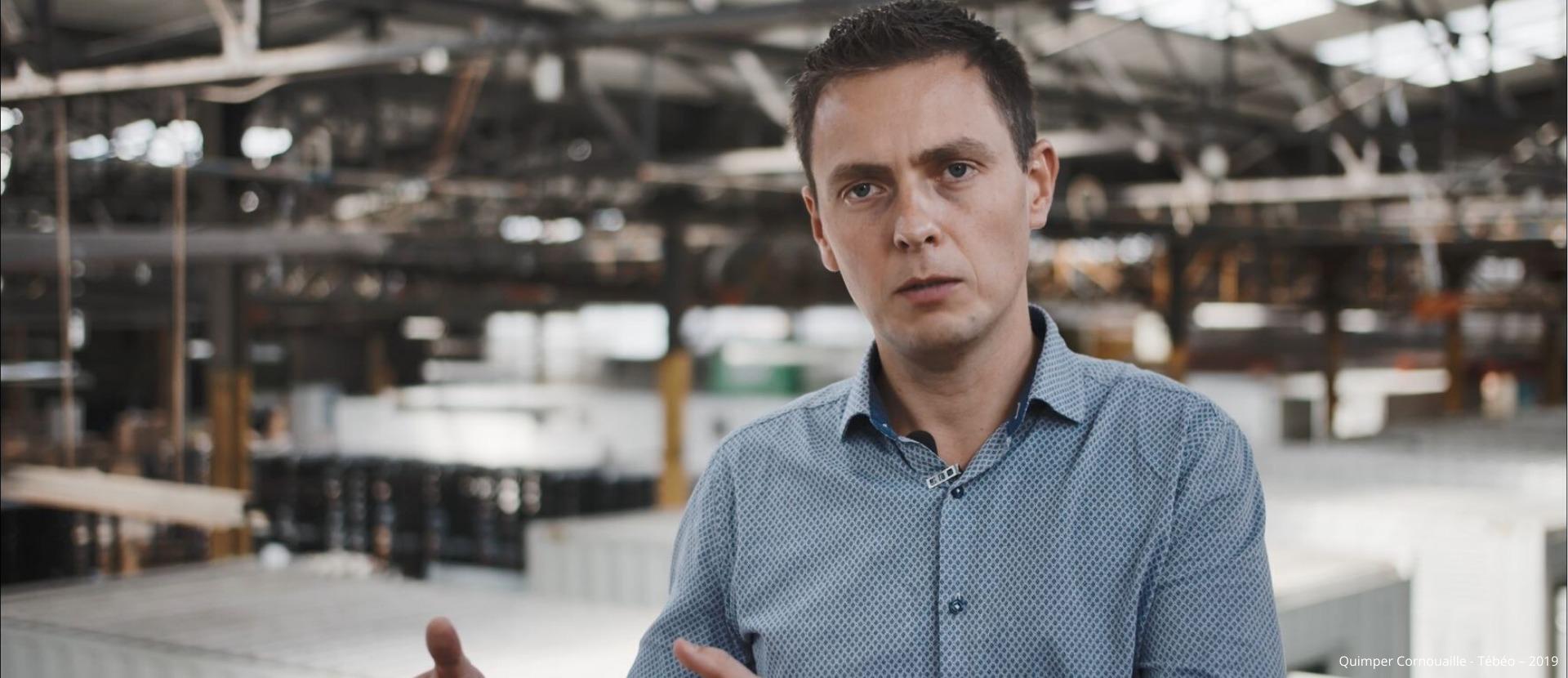 Christopher Franquet, talent de Quimper Cornouaille, fondateur de Entech Smart Energies, Quimper, star up transition énergétique