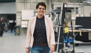Emmanuelle Legault, talent de Quimper Cornouaille, Cadiou industrie, Locronan