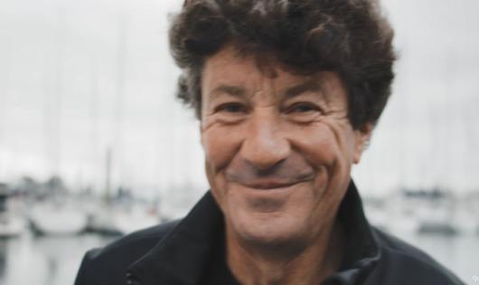 Jean Le Cam talent de Quimper Cornouaille navigateur, champion course au large, Finistère Mer Vent