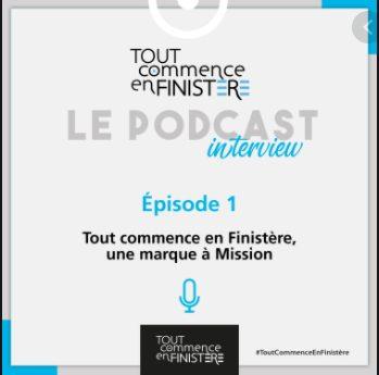 Le podcast de Tout commence en Finistère