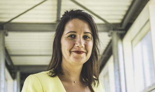 Tiffany Brélivet, « feel good manager», chargée du bonheur au travail Cadiou Industrie, Locronan, Cornouaille