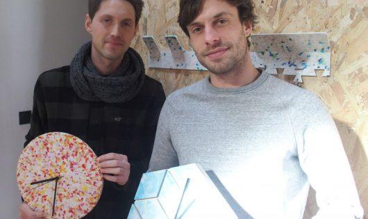 REHAB avce les co-fondateurs Nicolas VOISARD et Alexandre TALLEC