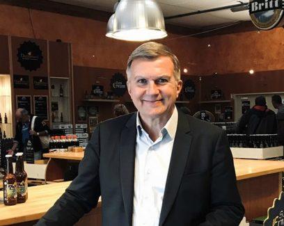 Marc-Olivier Bernard., DFG Brasserie de Bretagne2017, après avoir été appelé par les actionnaires du groupe, qu'il devient PDG de Brasserie de Bretagne.