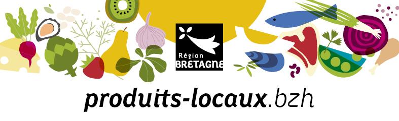 www.produitslocaux.bzh, la plateforme solidaire qui relie producteurs et consommateurs en Bretagne par la région Bretagne et l'association.bzh