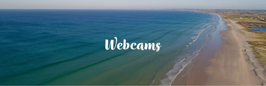 Les webcams du Pays Bigouden comme si vous y étiez ! Pont l'Abbé, La Torche, Tréffiagat, Lesconil, Loctudy, Penmarch, Ile Tudy, Saint-Marine, Pors-Poullan, Penhors, Le Guilvinec, Pointe du Raz