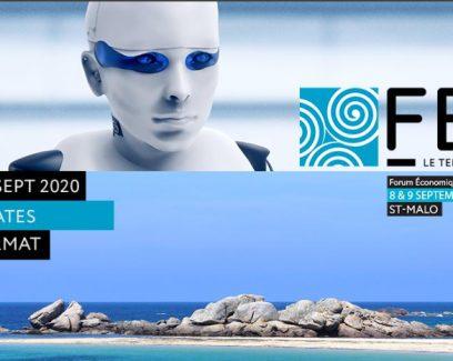 Forum Économique Breton FEB, Saint-Malo les 8 et 9 septembre 2020