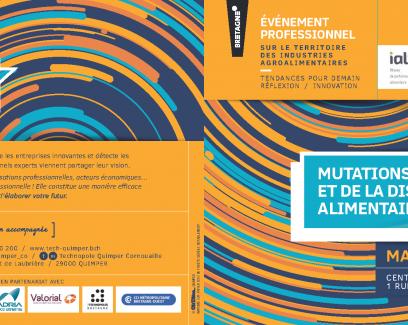La conférence annuelle ialys sur des sujets d'innovation en agroalimentaire sur les mutations des commerces et de la distribution alimentaires.
