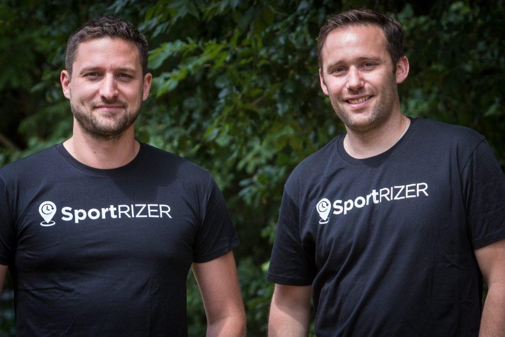 Mathieu Romeuf et Tom Marsal, co-fondateurs de SportRIZER, Quimper - Magazine BRETONS Vivre en Cornouaille. Et si c'était ça le bonheur ? (aoüt/septembre 2020)