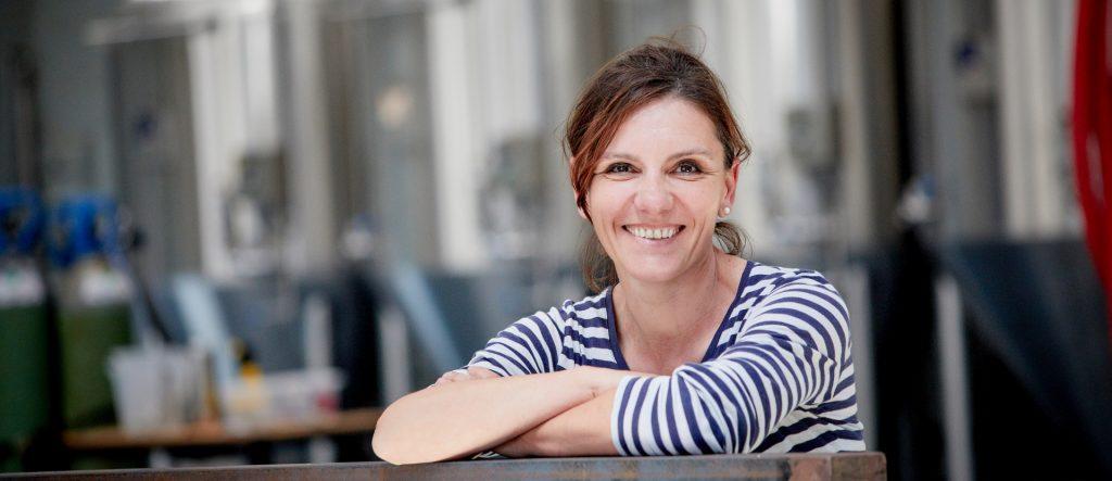 Sara Bambagiotti, fondatrice de la Merlin, talent de Quimper Cornouaille nourrit votre inspiration
