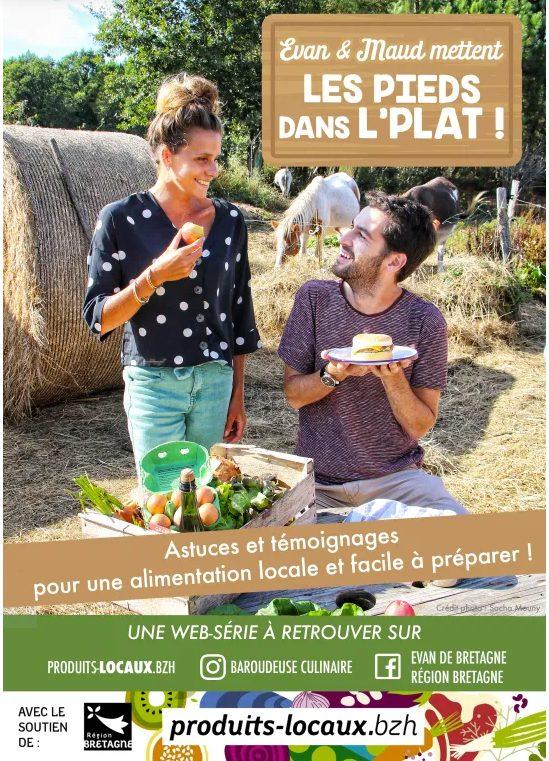 Les Pieds dans l'Plat – la web-série de produits-locaux.bzh