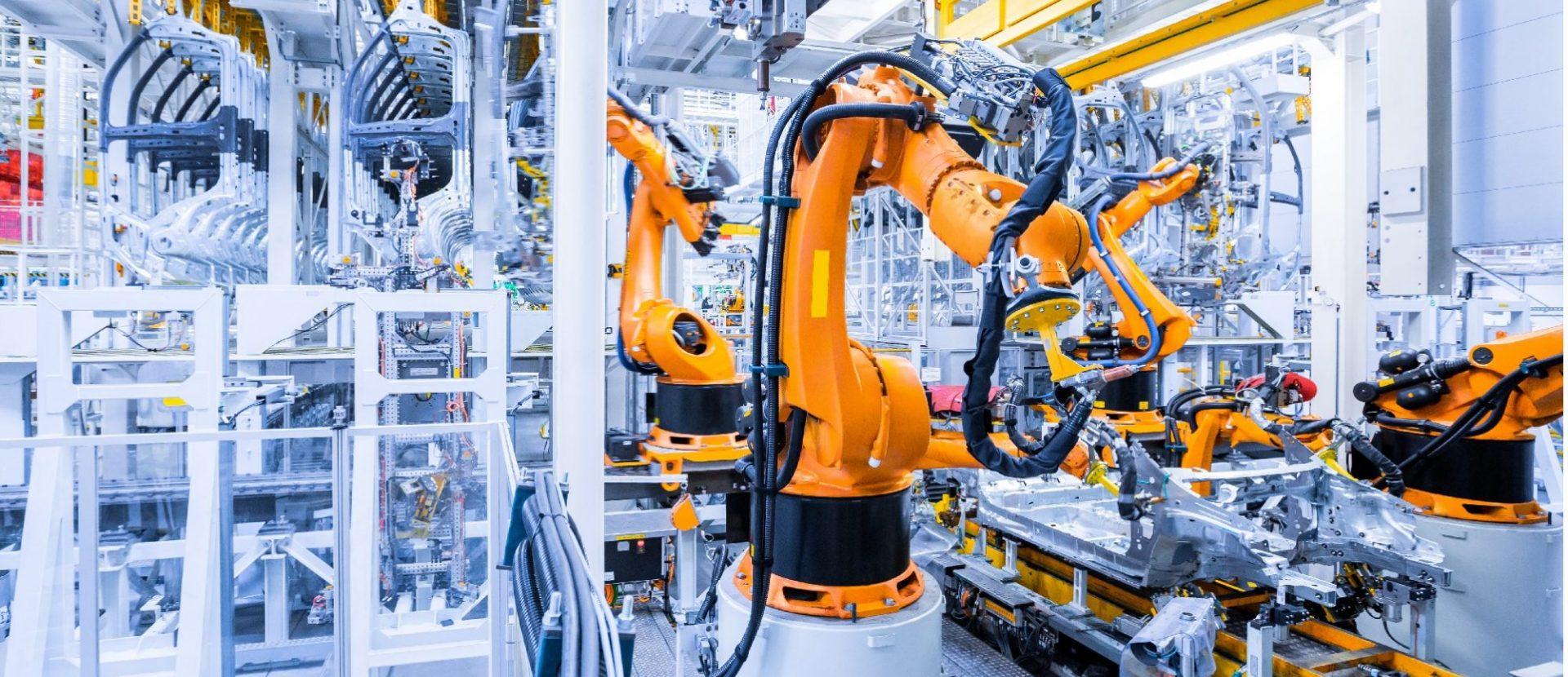 Photo : Subvention pour inciter les PME et ETI à investir dans l'industrie du futur