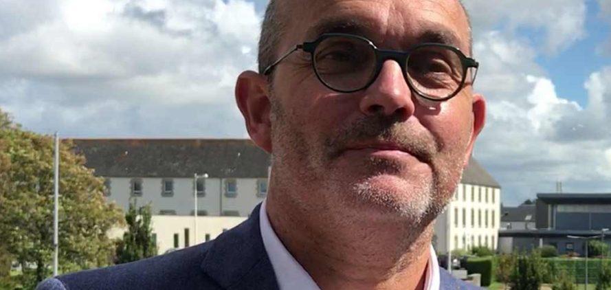 Loïc Hénaff, président du directoire de Jean Hénaff SA