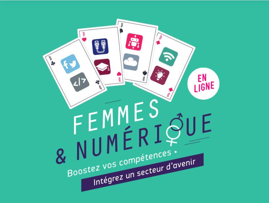 Femmes & Numérique 2020