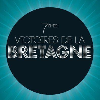 Logo des 7emes Victoires de la Bretagne 2020