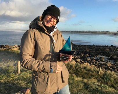 NatPennArBed, bloggueuse et amoureuse du Finistère, communicante de Finistère 360