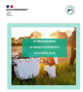 Programme d'investissements d'avenir #4 (janvier 2021)
