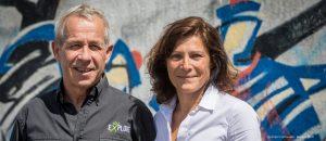 Sophie Vercelletto & Roland Jourdain, Talents de Quimper Cornouaille @Gwenael Saliou pour Bretons