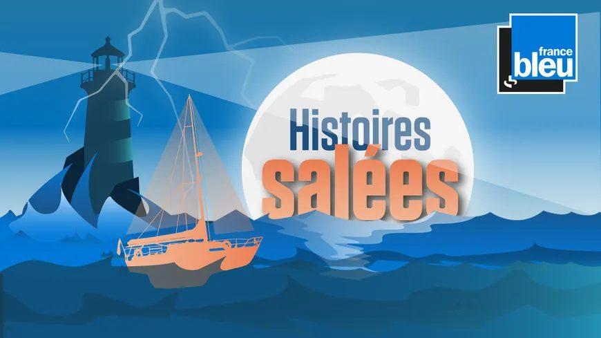 Histoires Salées - Série France Bleu © Radio France - Sarah Debris-Erny / Atelier graphique