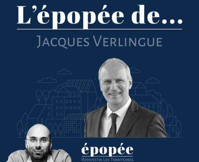 L'épopée de Jacques Verlingue par Sébastien Le Corfec (Epopée / West Web Valley)