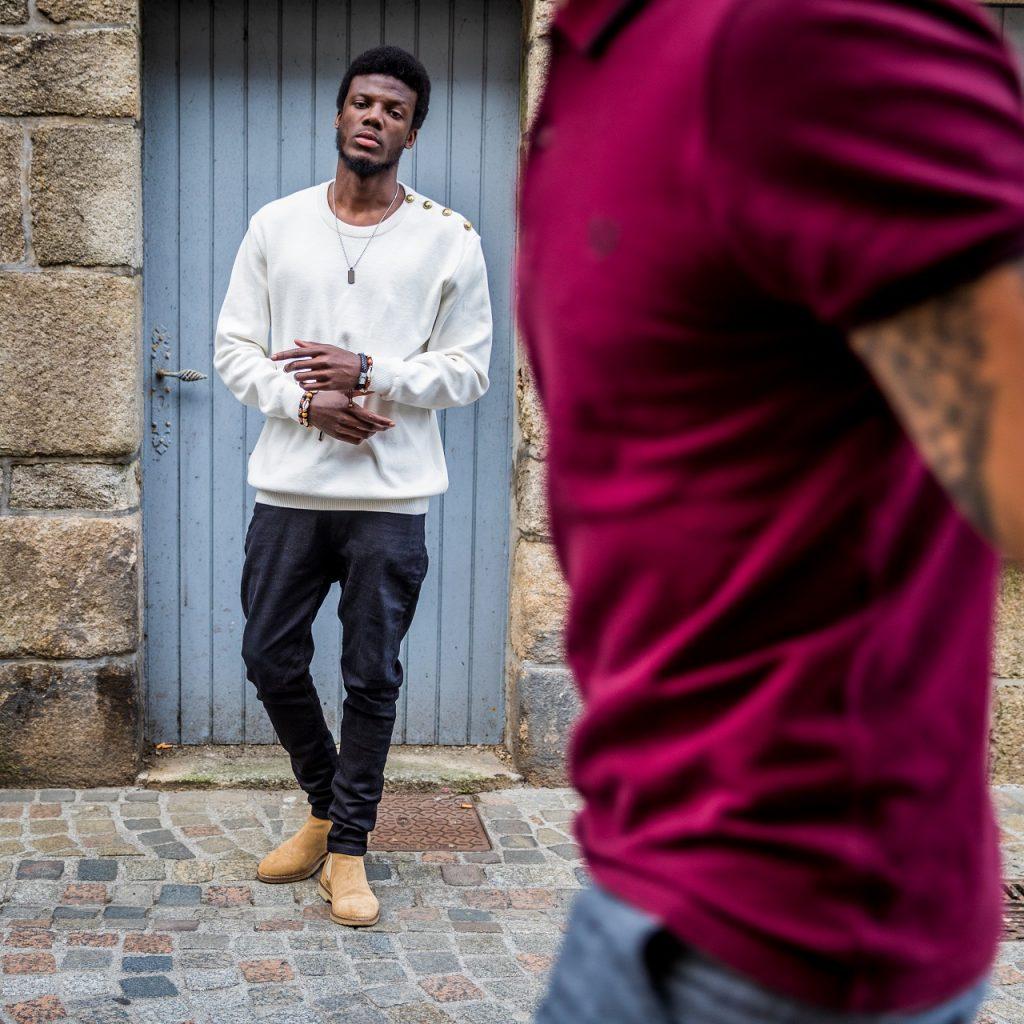 DI#SE, rappeur quimpérois, talent de Quimper Cornouaille. Photo