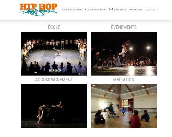 L'association Hip Hop New School à Quimper a pour but de promouvoir la culture Hip Hop dans son ensemble, en Cornouaille et dans toute la Bretagne, auprès de tous les publics.