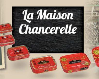 La Maison Chancerelle, entreprise emblématique de Cornouaille, Douarnenez