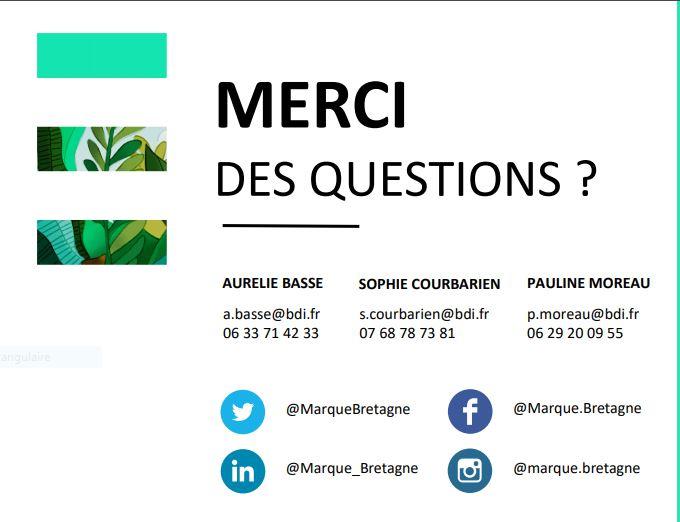 Contact Marque Bretagne pour le parcours Transitions (RSE)
