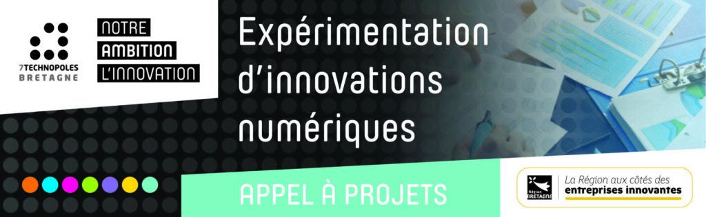 Photo : Appel à projets régional expérimentation d'innovations numériques pour les PME et TPE