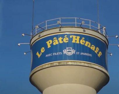 Hénaff, entreprise emblématique de Cornouaille, au JT de 13 Heures de France 2 (24 juin 2021) La pâté Hénaff, un incontournable du Pays Bigouden