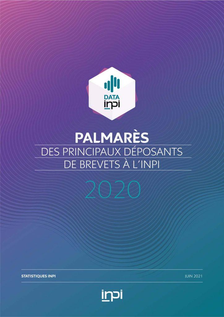Palmarès 2020 de l'INPI