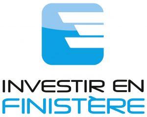Logo Investir en Finistère