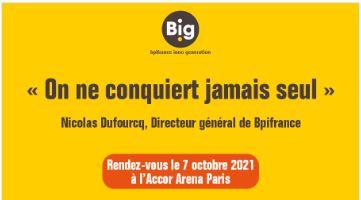 #BIG2021, BPI France, Brest 7/10/2021