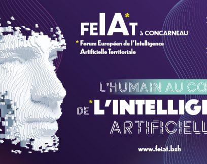 Le Forum Européen de l'Intelligence Artificielle Territoriale (FEIAT) à Concarneau (15 et 16/10/2021)