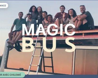Chilowé, surftrip en bus aménagé en Cornouaille